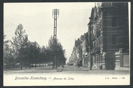 +++ CPA - Bruxelles - KOEKELBERG - Avenue De Jette   // - Koekelberg