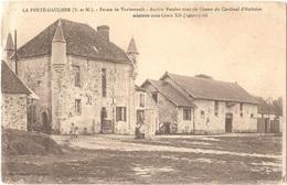 Dépt 51 - VILLENEUVE-LA-LIONNE - Ferme De Vaulevrault - Ancien Rendez-vous De Chasse Du Cardinal D'Amboise (ministre) - France