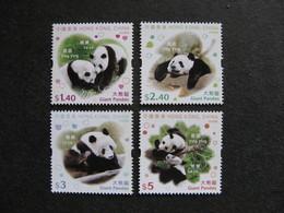 HONG-KONG : TB Série N° 1397 Au N° 1400, Neufs XX. - Neufs