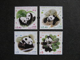HONG-KONG : TB Série N° 1397 Au N° 1400, Neufs XX. - 1997-... Chinese Admnistrative Region