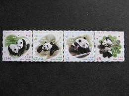 HONG-KONG : TB Bande N° 1397 Au N° 1400, Neuve XX. - 1997-... Chinese Admnistrative Region