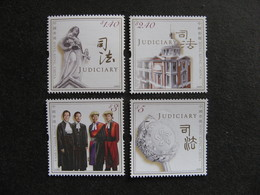HONG-KONG : TB Série N° 1407 Au N° 1410, Neufs XX. - 1997-... Chinese Admnistrative Region