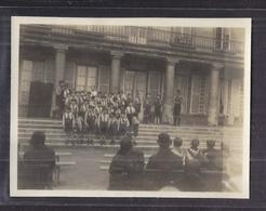 CPSM PHOTO SCOUTISME - TB PLAN En Photographie D'un Groupe De Louveteau ? Scouts ? En Groupe 1930 - Scoutisme