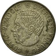 Monnaie, Suède, Gustaf VI, Krona, 1963, TB+, Argent, KM:826 - Suède