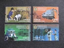 HONG-KONG : TB Série N° 1425 Au N° 1428, Neufs XX. - 1997-... Chinese Admnistrative Region