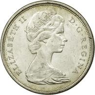 Monnaie, Canada, Elizabeth II, 50 Cents, 1966, Royal Canadian Mint, Ottawa, SUP - Canada