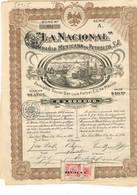 La National Compania Mexicana De Petroleo Cp 1 Att - Pétrole
