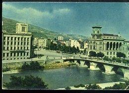 WD355 SKOPIE - LA PLACE DE MARECHAL TITO - Jugoslavia