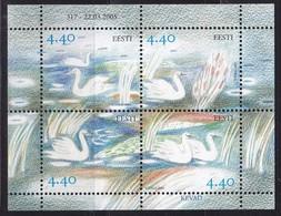 2005, EESTI, 509/12 Block 22, Die Jahreszeiten - Der Frühling. MNH ** - Estonia