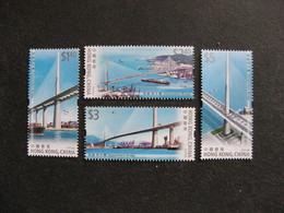 HONG-KONG : TB Série N° 1445 Au N° 1448, Neufs XX. - 1997-... Chinese Admnistrative Region