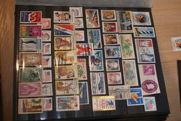 Lot Timbres Oblitérés USA - Collections