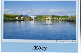 Iceland/Islande/Ijsland/Island Postcard Æðey Unused - Islande