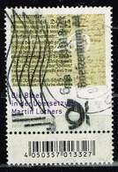 Bund 2017, Michel# 3277 O Die Bibel In Der Übersetzung Martin Luthers Mit EAN Ohne Ro. Nr.140 - Roulettes