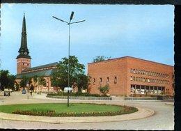 WD360 VASTERAS - DOMKIRKAN OCH LANS BIBLIOTEKET - Sweden