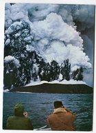 Iceland/Islande/Ijsland/Island Postcard Surtsey Eruption Unused - Islande