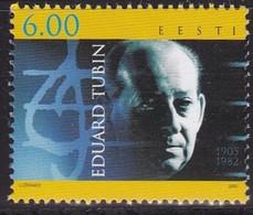 2005, EESTI, 517, Eduard Tubin. MNH ** - Estonia