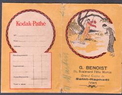 83, Pochette De Negatifs: G. Benoist, Grand Casino De St Raphael - Autres