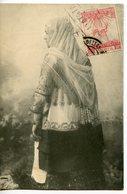 412. CPA GRECE. FEMME EN COSTUME TRADITIONNEL - Griechenland
