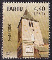 2005, EESTI, 522,  975 Jahre Stadt Tartu (Dorpat). MNH ** - Estonia