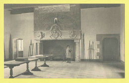 * Ecaussinnes Lalaing (Hainaut - La Wallonie) * (Nels) Vieux Chateau Ecaussines Lalaing, Kasteel, Grand Salle - Ecaussinnes