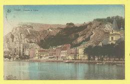* Dinant (Namur - Namen - La Wallonie) * (Nels, Série 33, Nr 8) Citadelle Et église, Couleur, Pont, Canal, Quai, Bateau - Dinant