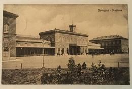 BOLOGNA STAZIONE  VIAGGIATA FP - Bologna