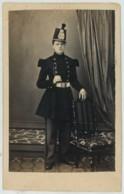 CDV Militaire 1860-70 Alphonse Thaüst à Toulon . Infanterie De Marine ? - Photos