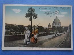 ITALIE-ROMA Giardini Vaticani - Parks & Gardens