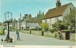 WALBERSWICK Village. Posted 1982. (Dennis Productions W2603) [P0087/1D] - Other