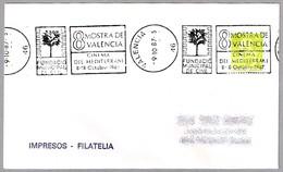 8 MOSTRA DE VALENCIA - CINE DEL MEDITERRANEO. Valencia 1987 - Cinema