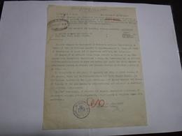S. SEVERO  -- FOGGIA  -- COMANDO SOTTOZONA  P.I. & D.A.P. - Italia