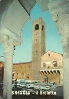 Brescia (Lombardia) Palazzo Del Broletto, Palais Du Broletto, Broletto Palace - Brescia