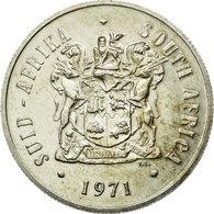 Monnaie, Afrique Du Sud, Rand, 1971, SUP, Argent, KM:88 - Afrique Du Sud