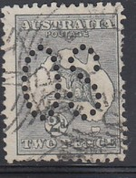 AUSTRALIEN Dienstpost 1913 - MiNr: 3  Lochung I  Used - Dienstpost