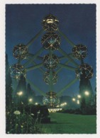 AJ95 Brussels, Atomium, Nightview - Brussels By Night