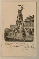 TORINO MONUMENTO DEL FREJUS VIAGGIATA FP - Italie