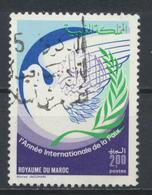 °°° MAROC - Y&T N°1011 - 1986 °°° - Marruecos (1956-...)