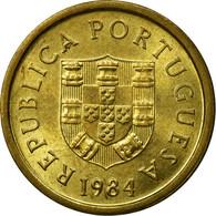 Monnaie, Portugal, Escudo, 1984, SUP, Nickel-brass, KM:614 - Portugal