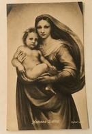 MADONNA SIXTINA  NV FP - Vergine Maria E Madonne