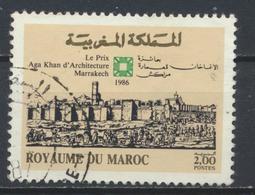 °°° MAROC - Y&T N°1015 - 1986 °°° - Marokko (1956-...)