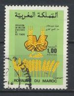 °°° MAROC - Y&T N°1016 - 1986 °°° - Marruecos (1956-...)