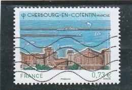 FRANCE 2017 CHERBOURG EN COTENTIN MANCHE OBLITERE YT 5163 - France