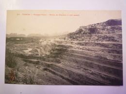 VIETNAM  -  TONKIN  :  HONGAY-HATOU  -  Mines De Charbon à Ciel Ouvert   XXX - Viêt-Nam