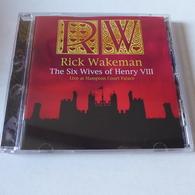 CD/   Rick Wakeman -The Six Wives Of Henry VIII . Live At Hampton Court Palace - Rock