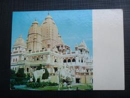 INDIA - NEW DELHI - LAKSHMI NARAIN TEMPLE - Inde