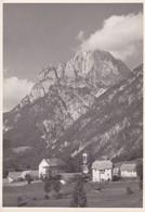 LOG POD MANGRTOM Z JEREBICO,SLOVENIA OLD POSTCARD (C750) - Slovenia
