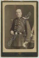 Cabinet 1870-80 Ch. Herbert à Beauvais . Sapeur-pompier . - Photos