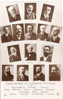 Gouvernement De La Défense Nationale - 15 Portraits   (111140) - Persönlichkeiten