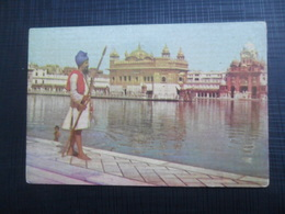INDIA - Amritsar - Sikh Golden Temple - Inde