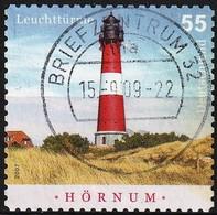 German Federal Republic 2008 - Lighthouse Of Hörnum ( Mi 2682 - YT 2504 ) - BRD